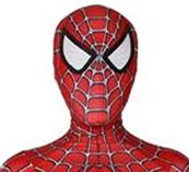 Image 5 - High quality Classic Remy spiderboy costume Kids Adult Lycra Spandex Spider Boy Tights For Halloween Mascot CosplayMovie & TV costumes   -