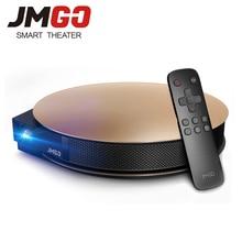JMGO G3 Pro 1200 ANSI Lumen Android Projektor, eingebautes WIFI, Bluetooth 4,0. unterstützung 4 Karat Decode Bewegliches HD FÜHRTE Projektor