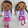 Doc McStuffins Doctor Girls 12inch Size Plush Toys Stuffed Dolls Brinquedos