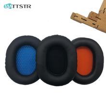 Imttstr 1 Paar Oorkussens Voor Augustus EP650 Draadloze Bluetooth Hoofdtelefoon Oordopjes Oorbeschermer Cover Kussen Vervanging Cups