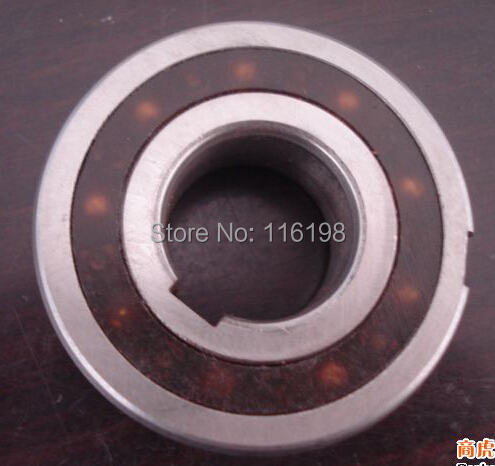 2pcs 6208 CSK40 CSK40PP BB40 one way clutch bearing 40x80x22 printer/Washing machine/printing machinery two groove free shipping 200g bag gardenia black color pigment