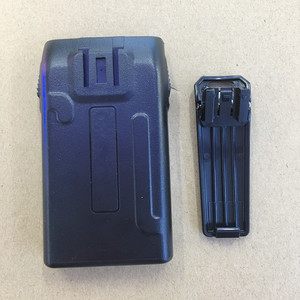 Image 4 - honghuismart Battery case 5XAA with belt clip for Wouxun KG UVD1P,KG669P 679P 639P 689P 839 KG UV6D etc walkie talkie KG 2A 1