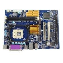 Высокое Качество 845GV с Один ISA Материнская Плата Поддержка Socket 478 ПРОЦЕССОРОВ, 2 Слота PCI, на борту VGA, LAN, звук, IM845GV-ISA Материнская Плата