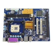 High Quality 845GV with One ISA Motherboard Support Socket 478 CPU, 2 PCI Slots, Onboard VGA ,LAN ,Sound, IM845GV-ISA Mainboard