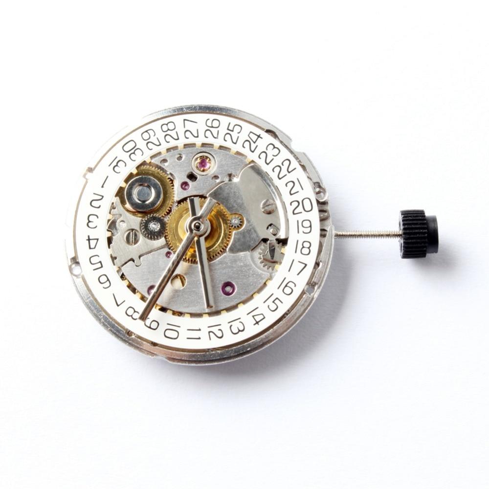 Saatler'ten Saat Yüzleri'de Martı ST2130 Otomatik Hareket Klon Yedek ETA 2824 2 SELLITA SW200 Beyaz 3 H Mekanik Kol Saati Saat Hareketi'da  Grup 1