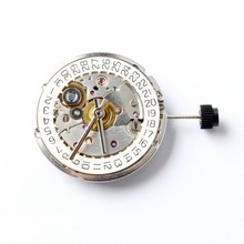 Seagull ST2130 Automatic Movement Clone Replacement For ETA 2824 2 SELLITA SW200 White 3H Mechanical Wristwatch Clock Movement