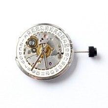 Seagull ST2130 mechanizm automatyczny zamiennik klonu dla ETA 2824 2 SELLITA SW200 biały 3H zegarek mechaniczny ruch zegara
