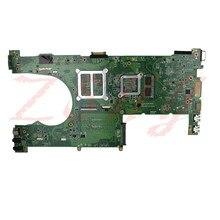 Для ASUS U31SD Материнская плата ноутбука 60-N4LMB2000 HM65 PGA989 DDR3 N12P-GV-B-A тест нормально