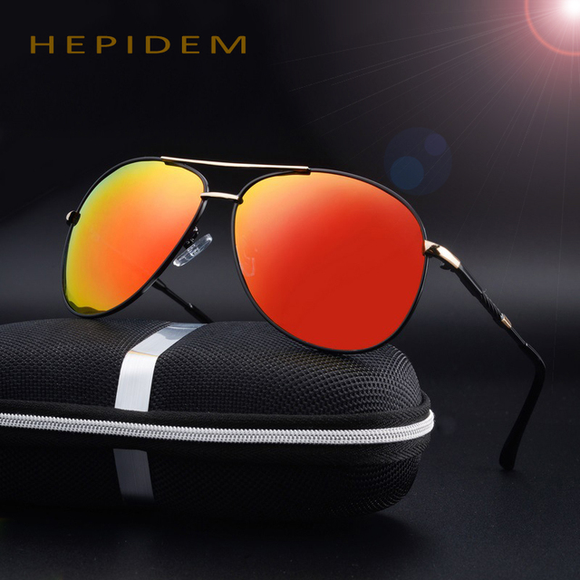 2017 Women's Driving HD Polarized Aviador Sunglasses Women Brand Designer Aviation Fishing Sun glasses Rey Shades with box case