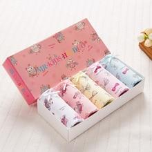 5 Pcs/Lot Cotton Baby Girls Briefs High Quality Panties for Kids Shorts Underwear Children Underpants Clothes