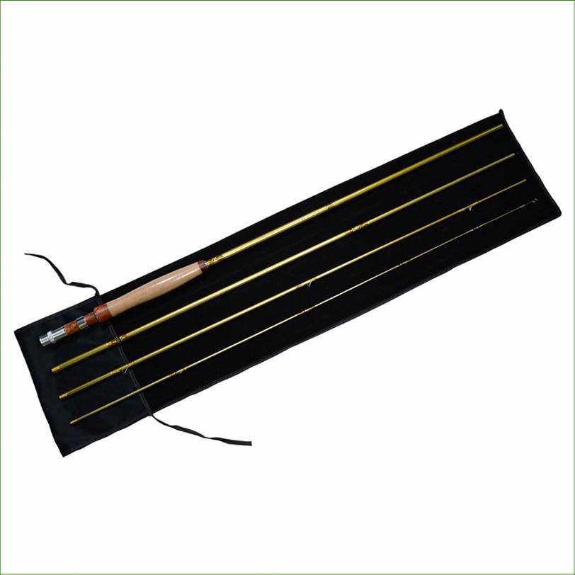 €60.96 28% СКИДКА|R8 модель карбонового волокна, скоростная удочка, 6/7 вес, длина 10 футов, с 4 секциями, ручка из красного дерева, удочка|fishing rod|fly rod|fly rod 6/7 - AliExpress