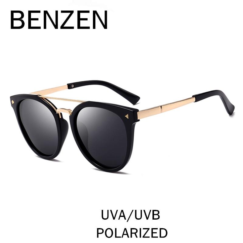 BENZEN Occhiali da sole polarizzati Donna Doppio raggio Occhiali da - Accessori per vestiti