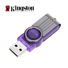 Kingston Original Data Metal Pendrive High Speed USB 2 0 Rotating USB Flash Drive U Disk