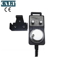 High precision CNC control MPG with hand wheel AB phase for Mitsubishi CNC 25pulse rotary encoder