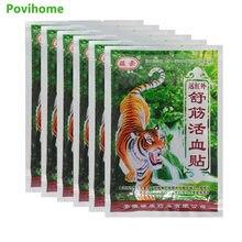 40 pçs tigre bálsamo médico gesso articulações ortopédicas artrite remendo dor muscular ombro duro espondilose cuidados de saúde c203