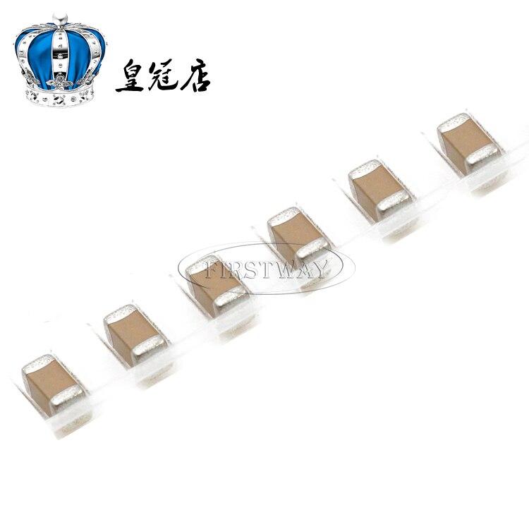 30pcs Smd Capacitor 1206 10uf 106k 100v X7r 10 Ceramic