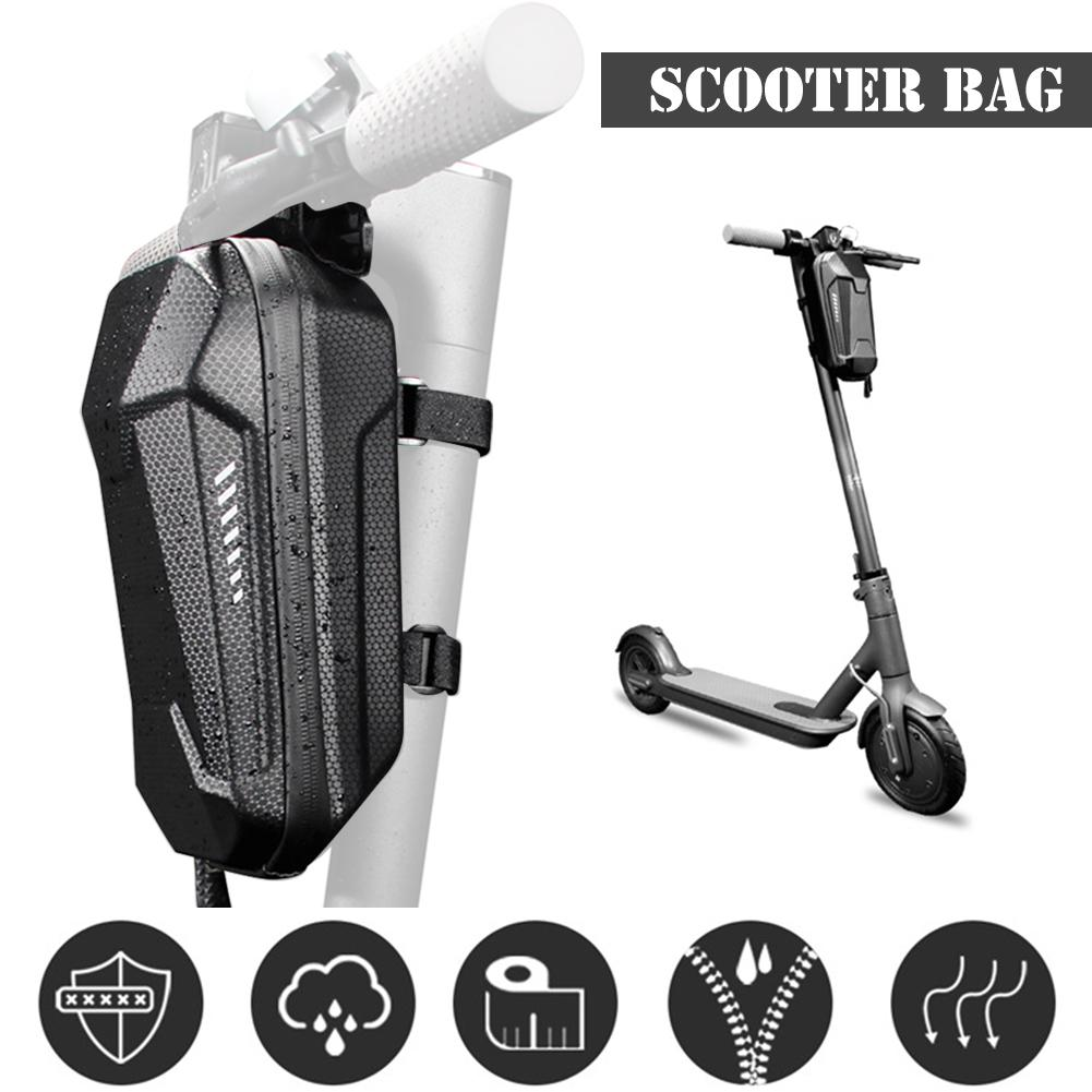 Scooter Storage Bag Electric Scooter Front Hanging Bag For Car Charger Tool For Xiaomi M365 Sedway Ninebot Es Es1 Es2 Es3 Es4