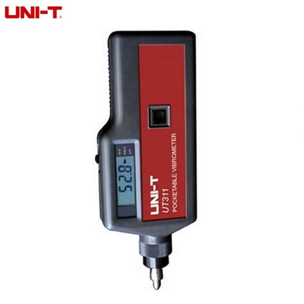<font><b>UNI-T</b></font> UT311 Portable LCD <font><b>Vibration</b></font> Analyzer <font><b>Tester</b></font> Meter Vibrograph Vibrometer
