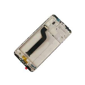 Image 4 - AICSRAD lcd ディスプレイシャオ mi mi A2 Lite 5.84 インチタッチスクリーンデジタイザアセンブリシャオ mi 赤 mi 6 プロ送料無料でツール