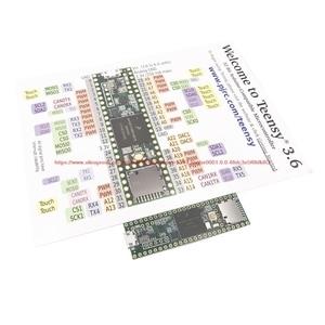 3266 Teensy 3.6 Cortex-M4F MK66FX1M0VMD18 module