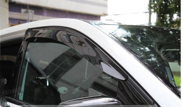 2012-2015 For Mercedes-Benz A-Class W176 Window Visor Vent Shades Sun Rain Guard