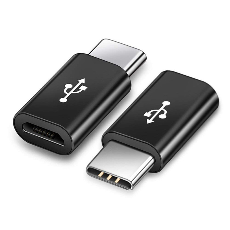 Micro USB Female To USB 3.1 Type C Male Charging Data Adapter Connector Converter For Oneplus 2 3 Letv Phone Huawei P9 Nexus 6P