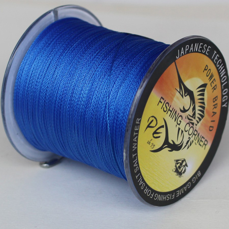118 Strands Braided Fishing Line