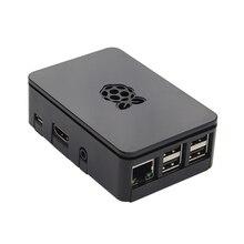Новый Raspberry Pi 3 случае обновленных черный, белый цвет прозрачный Raspberry Pi Case Коробка для Raspberry Pi 3 2 B +