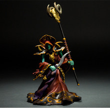 WOW World Action Figure Toy Warlock Witch Shaman Mage Collections movie model doll toy Gift high quality game characters PVC