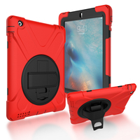 For IPad 2 3 4 Shockproof Kids Protector Case For IPad2 3 4 Heavy Duty Silicone