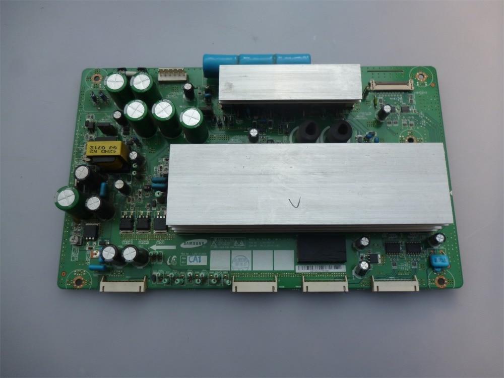 все цены на LJ41-04211A LJ92-01393A 42YB03/YD03 Plasma TV Y-SUS Board онлайн