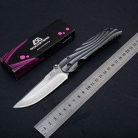 Tactical Handmade Camping Hunting Knife Stainless Cold Steel Blade Knives CNC Handle Outdoor Survival EDC Army