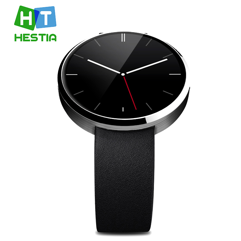 HESTIA DM360 Bluetooth Smart Watch Heartrate Monitor IPS Screen With Heart Rate Fitness Tracker For IOS  Android Smartphones  бетоносмеситель herz dm 360