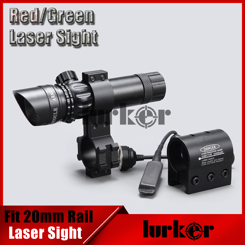 Shockproof Adjuctatble Laser Scope Tactical Green Dot Laser Sight Rifle Gun Scope 5mW Laser Emitter for Rifle Gun Shockproof Adjuctatble Laser Scope Tactical Green Dot Laser Sight Rifle Gun Scope 5mW Laser Emitter for Rifle Gun