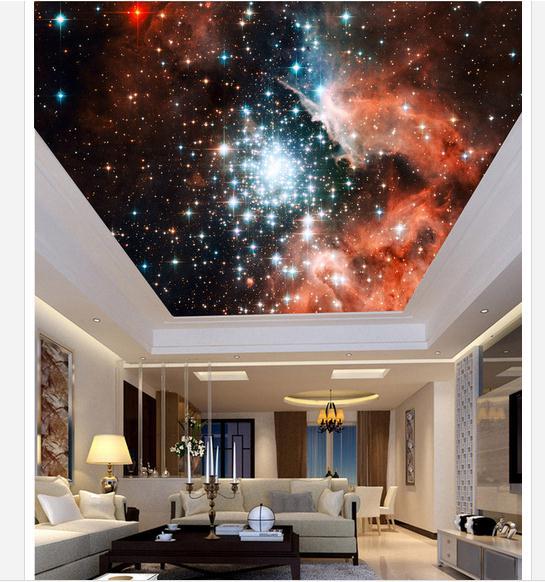 Ceiling Wallpaper Murals