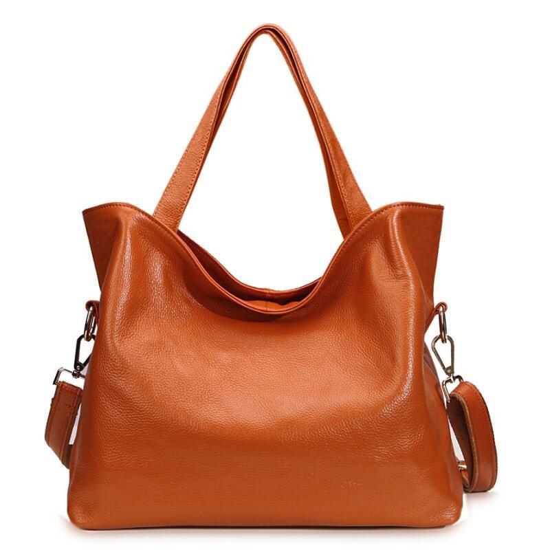 Fashion Genuine Leather Women bag women s handbag Shoulder lady s messenger bag luxury Designer crossbody