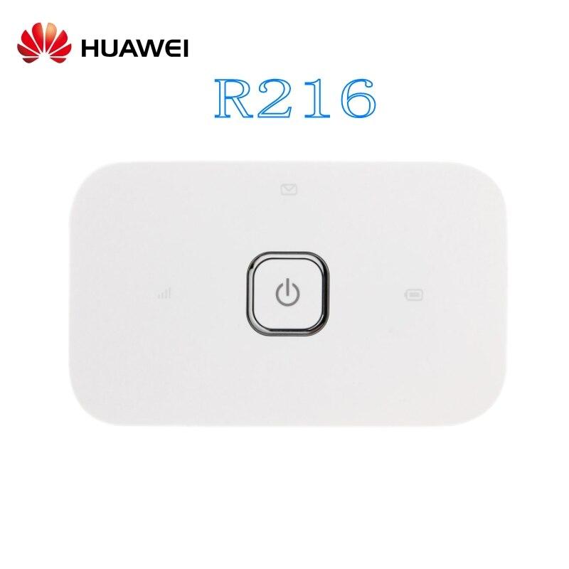 Débloqué 4g routeur huawei Vodafone R216 poche Wifi routeur 4G LTE huawei R216 routeur E5573