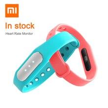 D'origine Xiaomi Mi Bande 1 S Passometer Moniteur de Fréquence Cardiaque Sommeil Tracker MiBand 1 S Bracelet Bracelet Fitness Tracker Portable