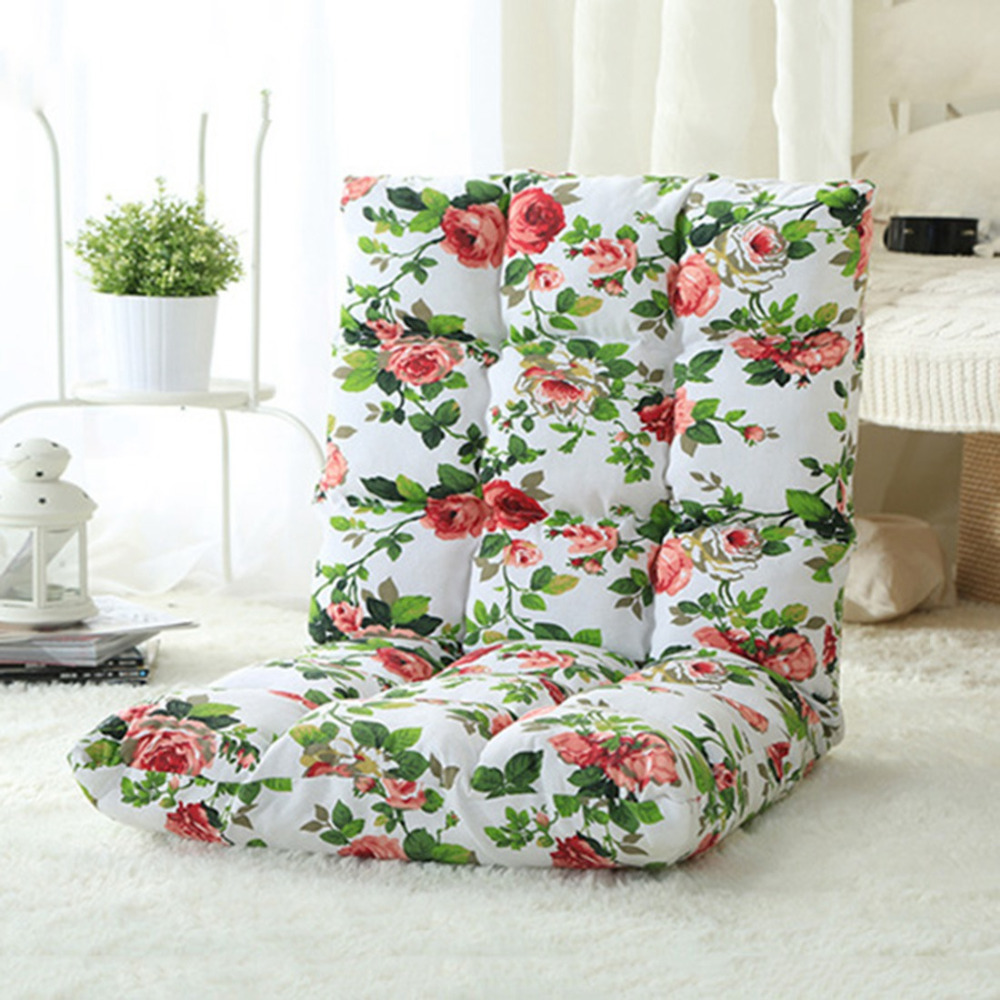 Lazy Chair Folding Sofa Bed Furniture Beanbag Floor Chair Sofa Creative Bean Bag Chair Adjustable Relax Sofa Computer Seat beanbag sofa tatami chair single sofa bed dormitory windows and folding chairs