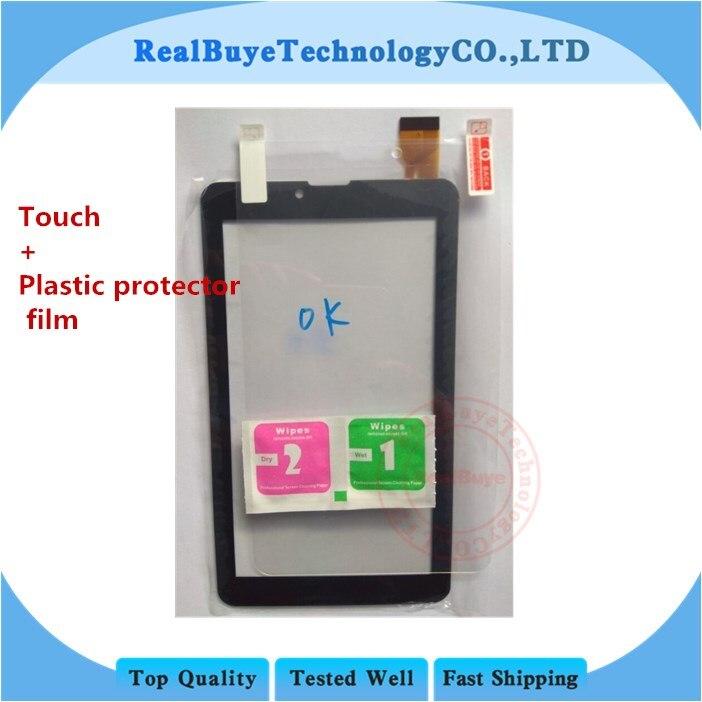 + 7 дюймов сенсорный экран для RoverPad Sky Glory S7 3G Go C7 Go S7 Tablet digitador Сенсор/Пластик протектор фильм