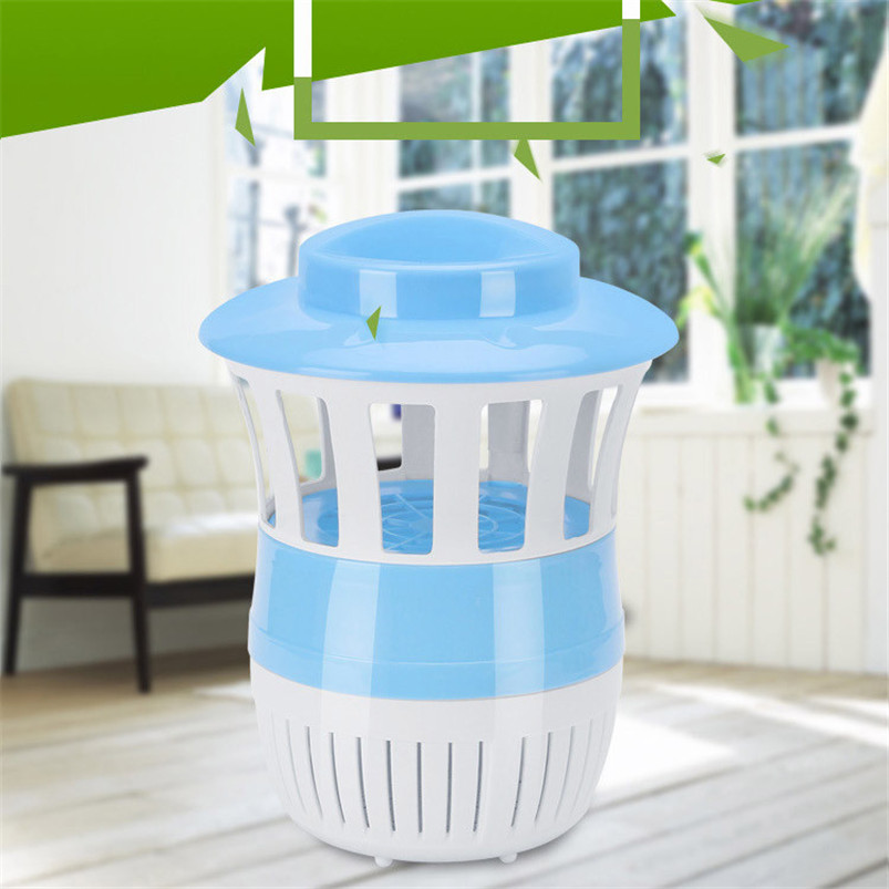 5V USB Mosquito Killer Lamp Insect Fly Bug Zapper Trap Pest LED Control UV LED Light Long Life Sevice 10x20cm 40AP53