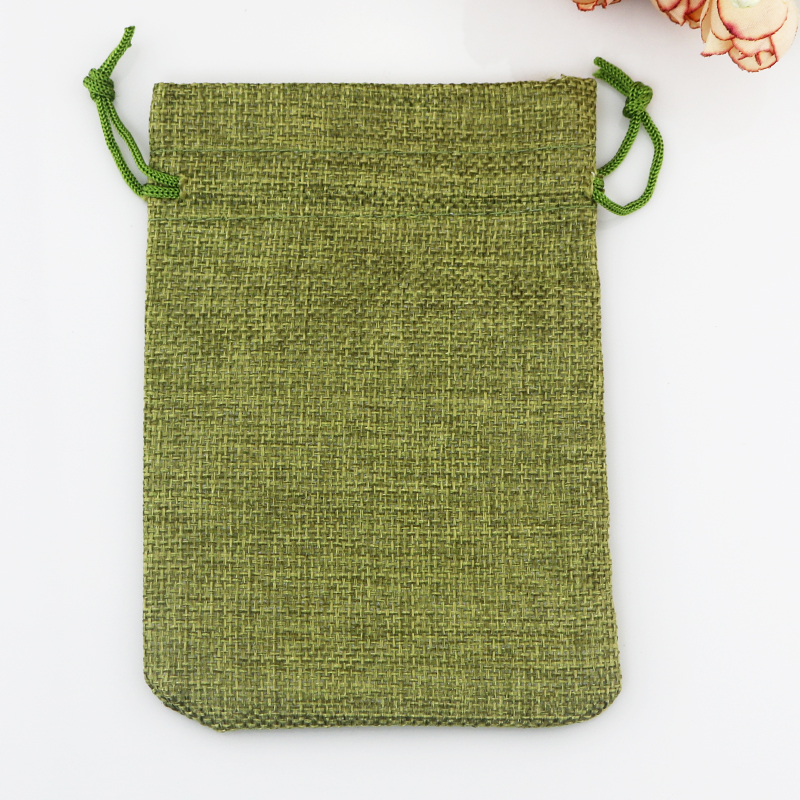 """50 Olive Green 10/""""x14/"""" Mailing Postage Postal Mail Bags"""