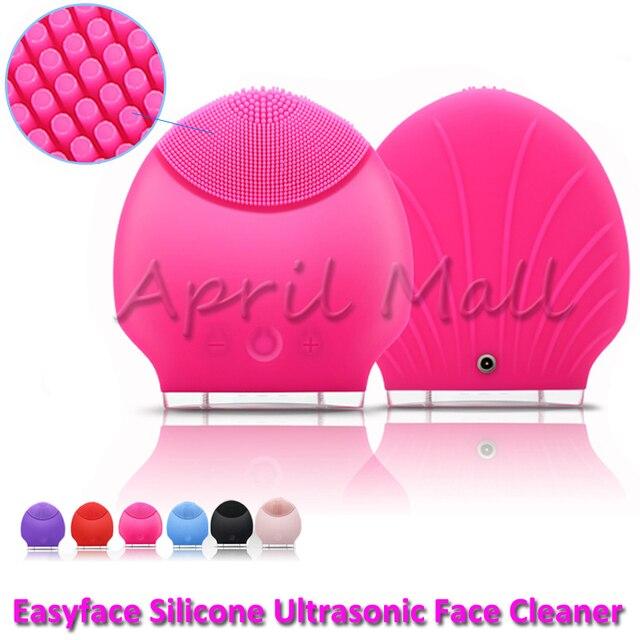 Ultrasonic Cleaner Facial Rosto Limpeza Elétrica Escova de dentes Sónica Portátil à prova d' água Massagem Dispositivo Cuidados Com A Pele Spa Beleza da Limpeza do carro