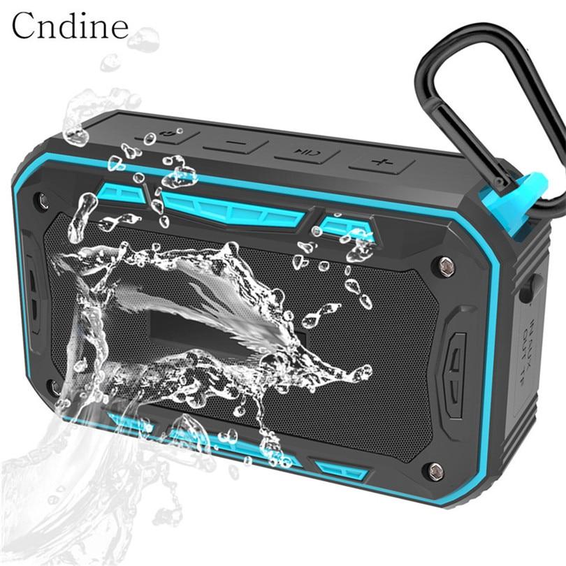 Portable Bluetooth Speaker FM Radio Bluetooth Column HiFi Devices built in Microphone Soundbar Wireless Speakers Waterproof