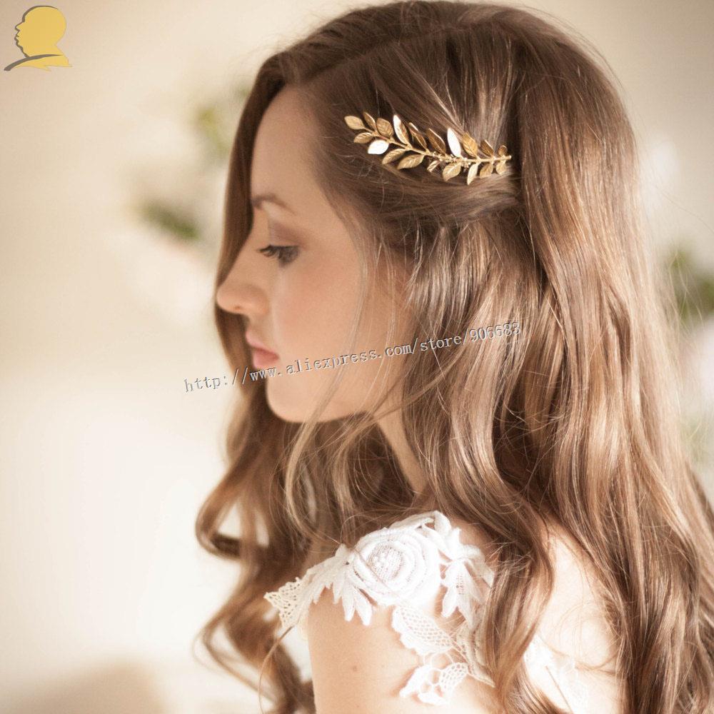 Image result for accessorise hair leaf