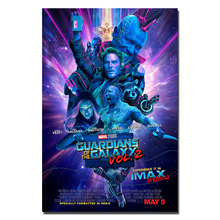 POPIGIST-2017 NEW Guardians of The Galaxy Vol.2 Movie HQ IMAX Silk Or Canvas Poster 13×20 24×36 incher-002