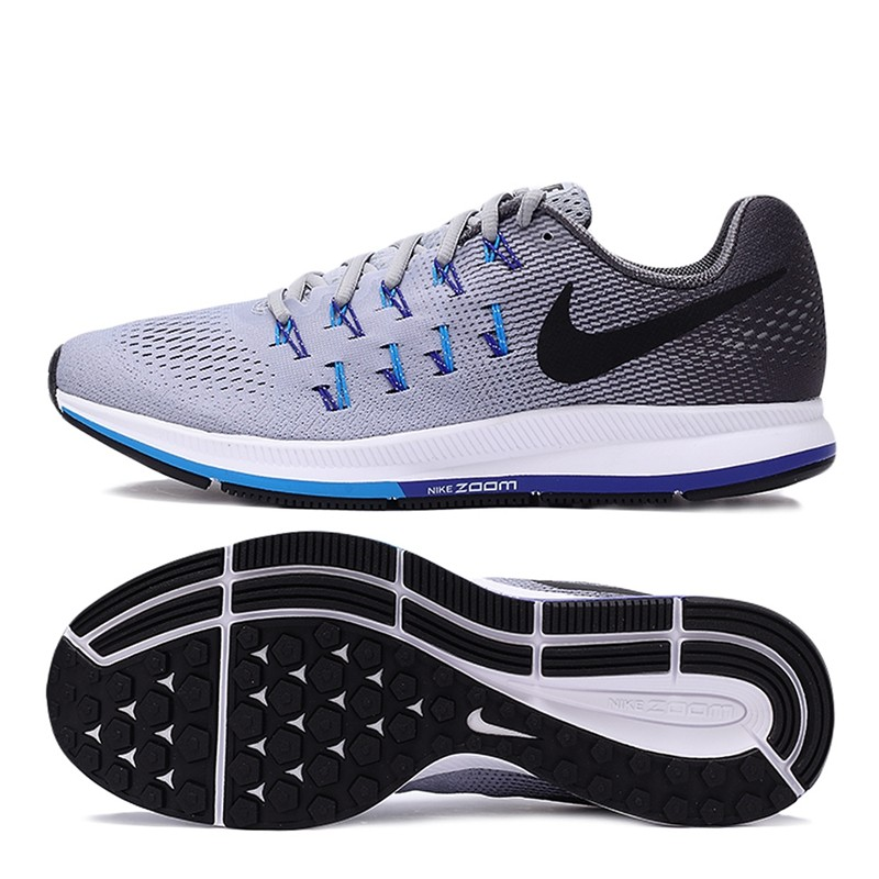 2017 Summer NIKE AIR ZOOM PEGASUS 33 Men s New Arrival Original Running  Shoes Sneakers Trainers -in Running Shoes from Sports   Entertainment on ... be71a8388536b