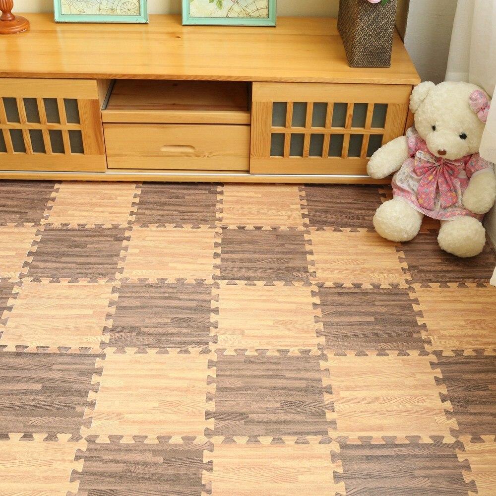 Rubber floor mat jigsaw - New Hot 2017 Puzzles Eva Foam Soft Floor Mat Carpet For Children Mats For Children Kids