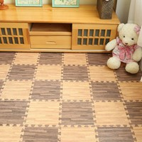 New Hot 2018 Puzzles eva foam Soft floor mat Carpet for children Mats for children kids rug baby toys High Quality playing mat