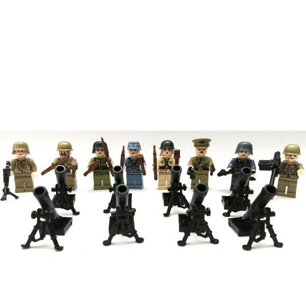 Original Blocks Educational Toys Swat Police Military Weapons Gun Model City Accessories Lepin Mini figures marines weapons original block gun toys swat police military lepin weapons army model kits city compatible lepin mini figures
